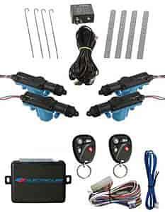 Door Lock Kit 3 Channel Electric Life 95235