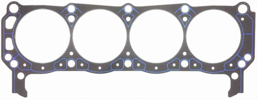 Fel-Pro 1011-1 - Fel-Pro Wire Ring Cylinder Head Gaskets