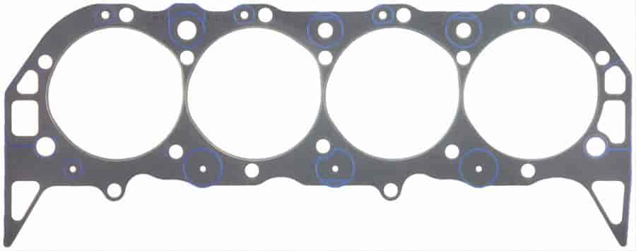 Fel-Pro 1017-1 - Fel-Pro Wire Ring Cylinder Head Gaskets