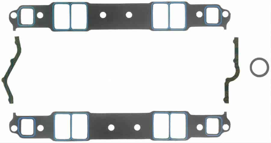 Fel-Pro 1206 H/P Intake Gasket Small Block Chevy 262-400