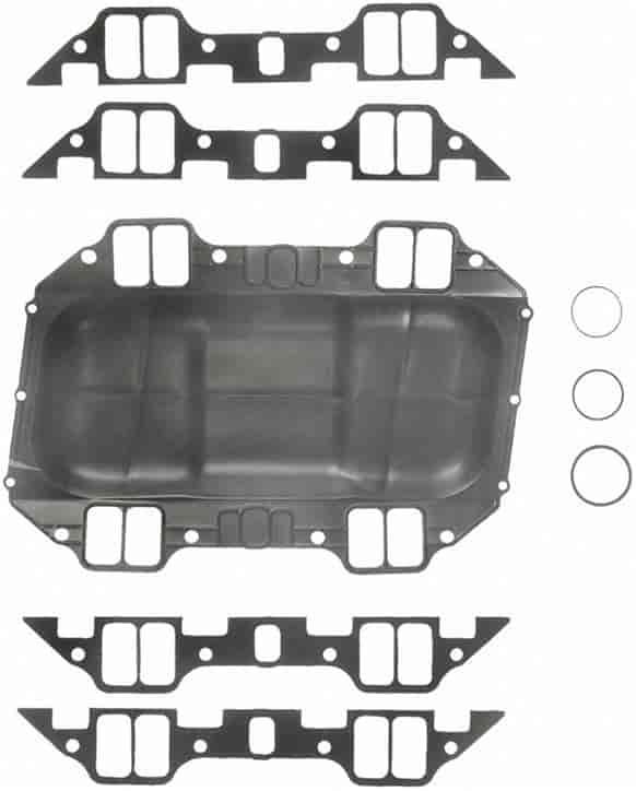 Fel-Pro H/P Intake Gasket Chrysler 361, 383, 400 V8 Engines