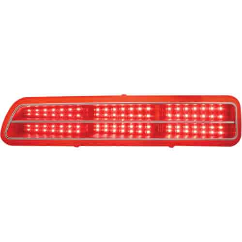 Eddie Motorsports Ms300 10l Led Taillights For 1969