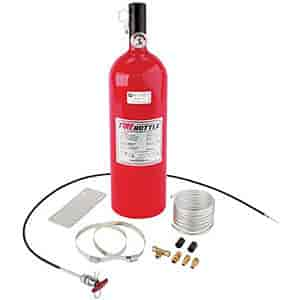 Fire Bottle RC-1000 - Fire Bottle Fire Systems