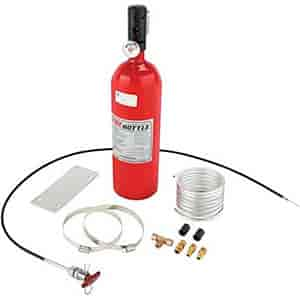 Fire Bottle RC-500 - Fire Bottle Fire Systems