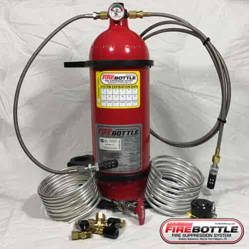 Fire Bottle AMRC-1002