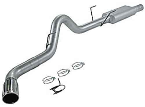 Flowmaster 17402 - Flowmaster American Thunder Exhaust Systems - Truck/SUV