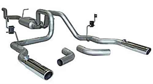 Flowmaster 17439 - Flowmaster American Thunder Exhaust Systems - Truck/SUV