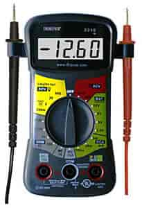 Equus 3310 - Equus Digital Multimeters