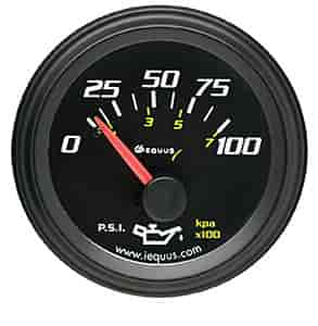 Equus 6234 - Equus 6000 Series Gauges