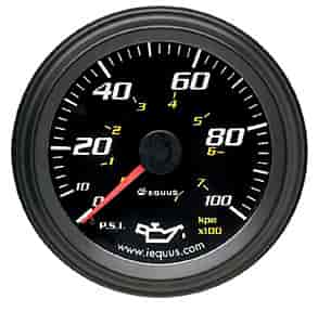 Equus 6244 - Equus 6000 Series Gauges