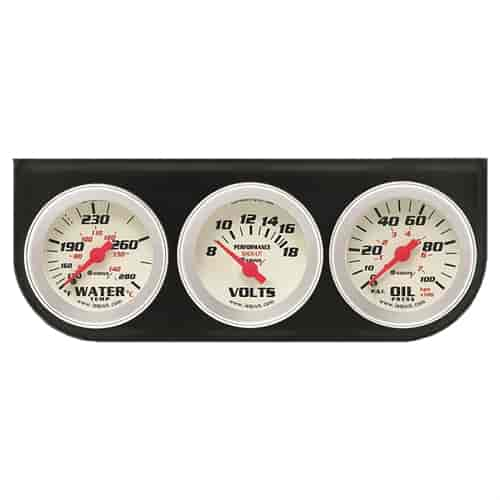 Equus 8200 - Equus 8000 Series Gauges