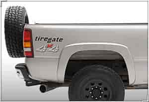 Tiregate FD80005-VT - Tiregate Vertical Series Spare Tire Carriers