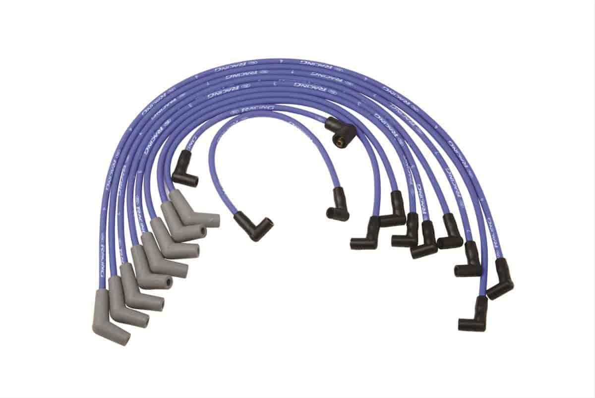 Ford Performance Spark Plug Wire Set Fits 7 0/7 5L V8 Engines
