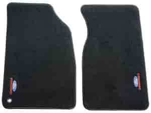 Ford Racing M-13086-B - Ford Racing Floor Mats