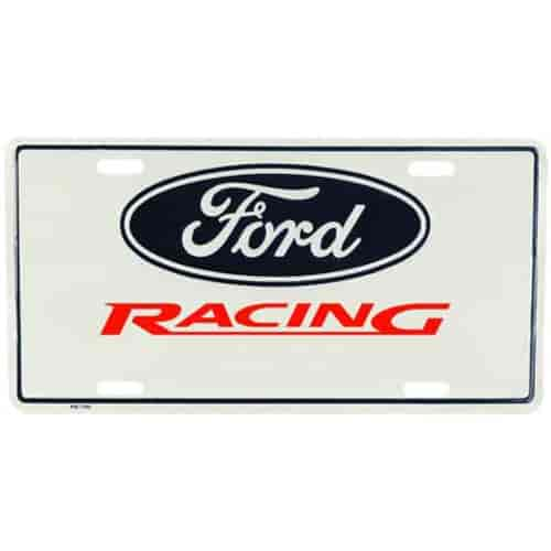 Ford Racing M-1828-FR - Ford Racing License Plates
