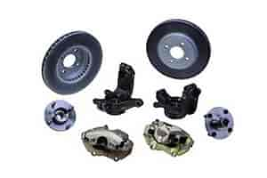Ford Racing M-2300-SVTF4 - Ford Racing Brake Kits