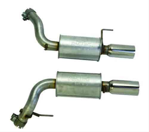 Ford Racing M-5230-S - Ford Racing Axle Back Exhaust Kits
