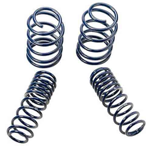 Ford Racing M-5300-K - Ford Racing Performance Lowering Spring Kits