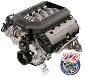 Ford Racing M-6007-A50SC - Ford Racing Modular Crate Engines