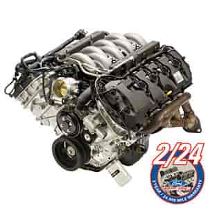 Ford Racing M-6007-M50 - Ford Racing Modular Crate Engines