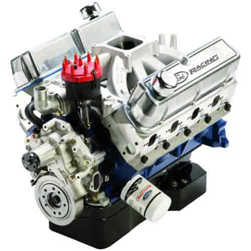Ford Racing M-6007-S374W - Ford Racing 374ci Long Block Crate Engine