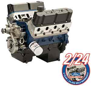 Ford Racing M6007Z427FRT - Ford Racing 427 CI Z-Head Long Block Crate Engine