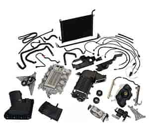Ford Racing M6066MGT23PT - Ford Racing Mustang Supercharger Kits
