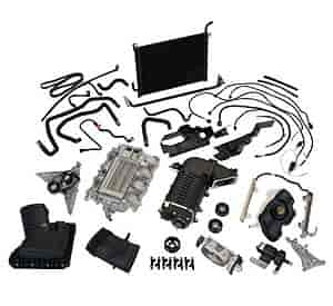 Ford Racing M6066MGT624P - Ford Racing Mustang Supercharger Kits