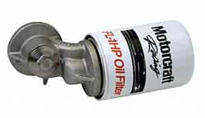 Ford Racing M-6880-M22 - Ford Motorsports Oil Filter Adapter