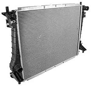 Ford Racing M-8005-MBR - Ford Racing Radiators