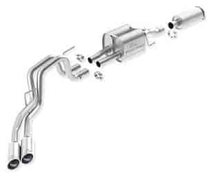 Ford Racing M5200F15R14L - Ford Racing Axle Back Exhaust Kits