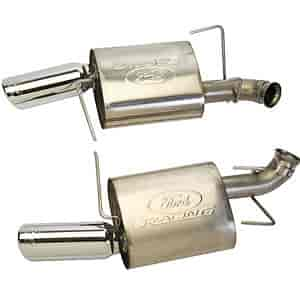 Ford Racing M5230MSVTLA - Ford Racing Axle-Back Exhaust Kits