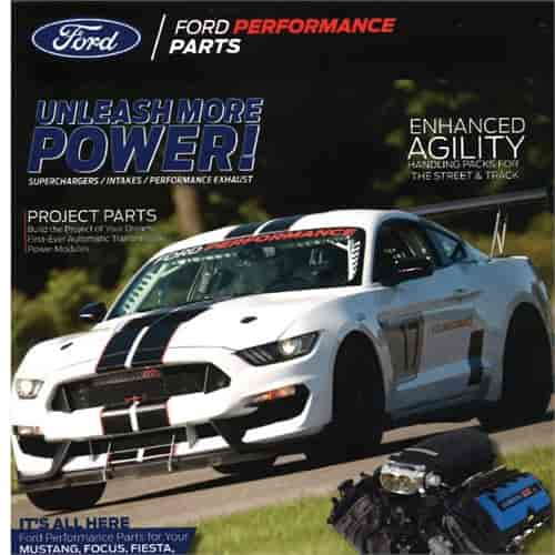 Ford Racing Parts >> Ford Performance 2018 Ford Racing Performance Parts Catalog