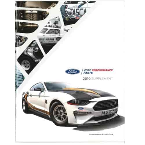 Ford Racing Parts >> Details About Ford Performance M 0750p2018s 2019 Ford Racing Performance Parts Catalog