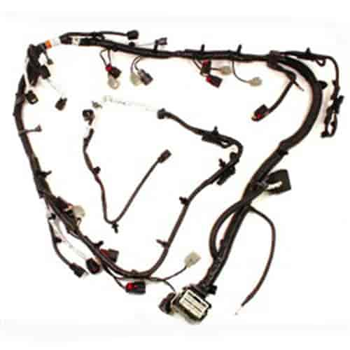 397 m 12508 m50 ford performance m 12508 m50 engine wiring harness fits coyote Wiring Harness Diagram at gsmx.co
