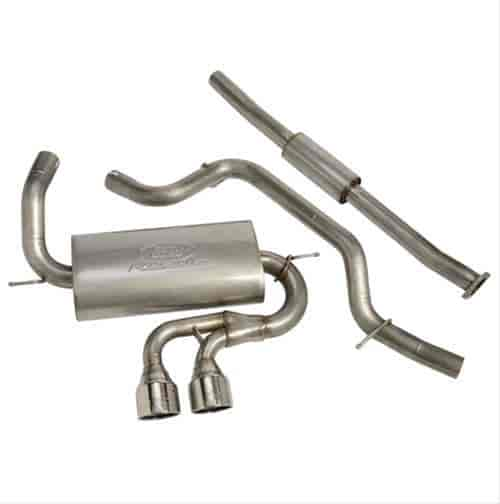Ford Racing M-5200-FST - Ford Racing Cat-Back Exhaust