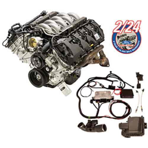 Ford Racing M-6007-M50K - Ford Racing Coyote Engine Kit