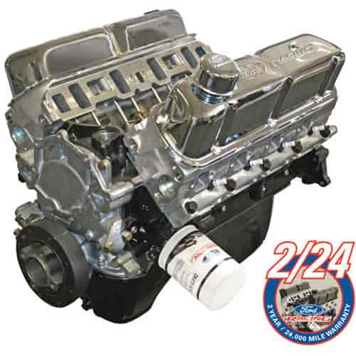Ford Racing M-6007-X302 - Ford Racing 306 CI Long Block Engine