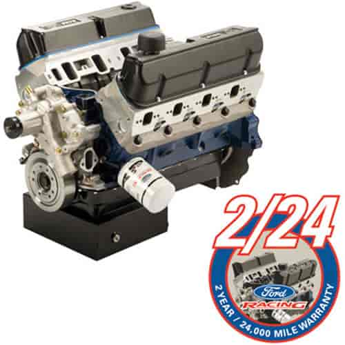 Ford Racing M-6007Z363FT - Ford Racing 363 CI Long Block Crate Engine