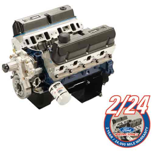 Ford Racing M-6007Z363RT - Ford Racing 363 CI Long Block Crate Engine