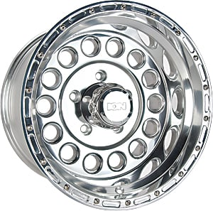 Detroit Wheels 145-6165P - Ion Bargain Wheels