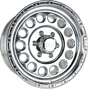 Detroit Wheels 145-7965P - Ion Bargain Wheels
