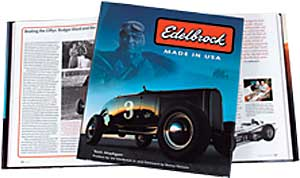Edelbrock 0327A - Edelbrock ''Made In USA'' Book