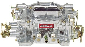 Edelbrock 9905 - Edelbrock Performer Factory Remanufactured Carburetors