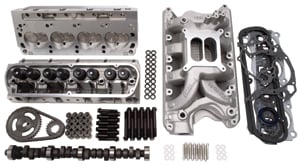 Edelbrock 2092 - Edelbrock Power Package Top End Kits