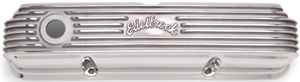 Edelbrock 4162 - Edelbrock Classic Series Valve Covers & Air Cleaners