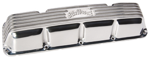 Edelbrock 4199 - Edelbrock Classic Series Valve Covers & Air Cleaners