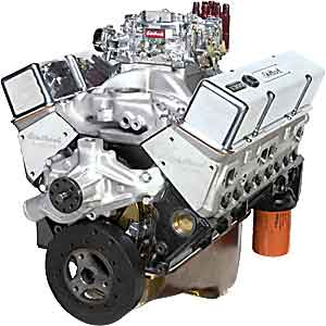 Edelbrock 45900 - Edelbrock Performer RPM E-Tec 350CI / 435HP Engines