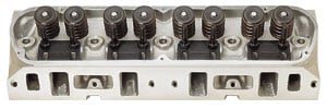Edelbrock 60259 - Edelbrock Performer RPM Cylinder Heads For Small Block Ford