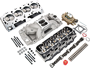Edelbrock 61459K - Edelbrock Marine Top End Kit